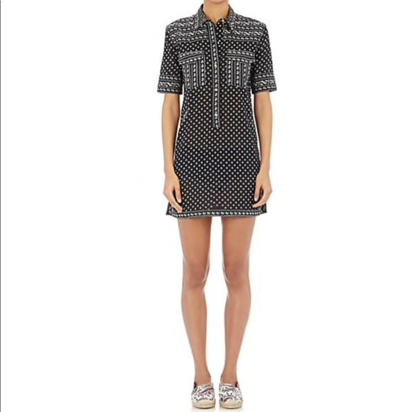 a7ac284a22 Isabel Marant Étoile Lexine Shirt Dress